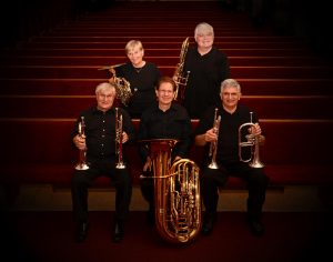 Veteran's Day Concert with the Southshore Brass Quintet